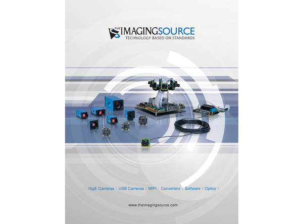 The Imaging Source Product Catalog
