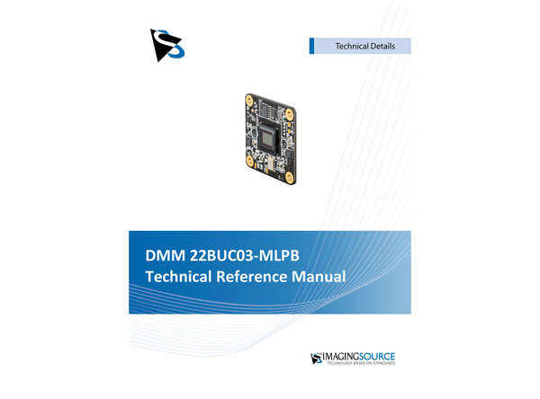 DMM 22BUC03-MLPB Technical Reference Manual