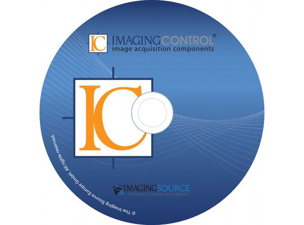 LabVIEW Extension for IC Imaging Control